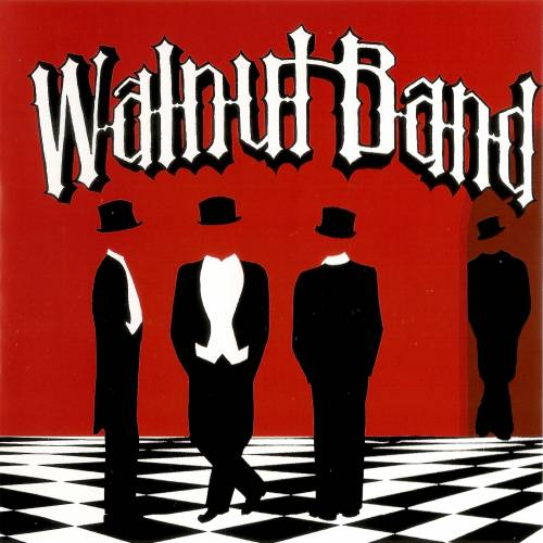Walnut Band – Go Nuts 1976 (USA, Psychedelic/Hard Rock)