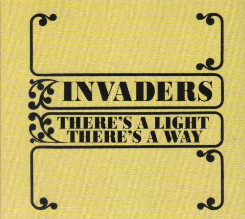 Invaders - There's A Light There's A Way 1970 (South Africa, Hard Rock)