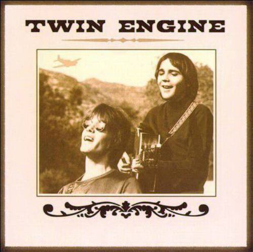Twin Engine – Twin Engine 1971 (USA, Folk/Country Rock)