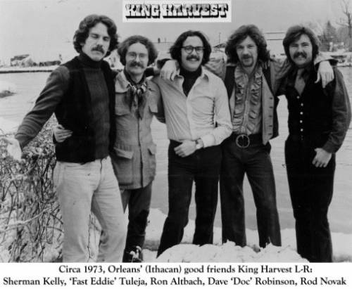 King Harvest - Dancing In The Moonlight 1972 (USA, Hard Rock)