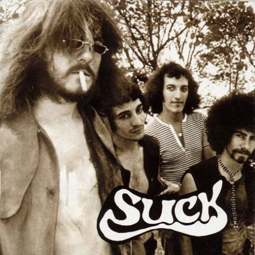 Suck – Time To Suck 1970 (South Africa, Hard Rock)